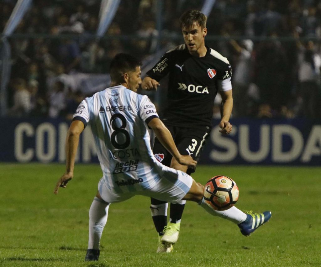 Atlético Tucumán y Chacarita quedaron a mano