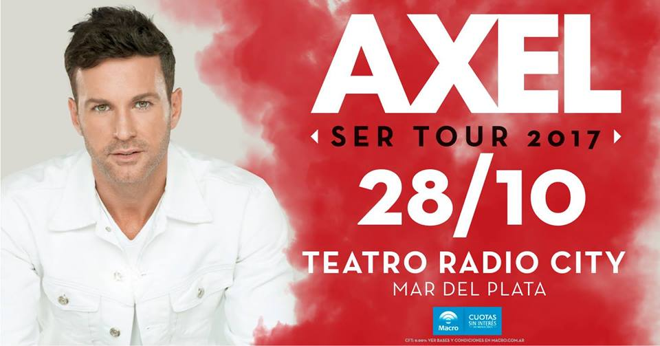 AXEL flyer