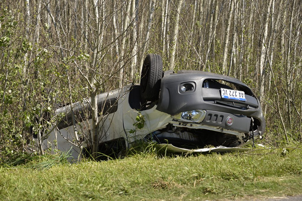 Accidente Ruta 2