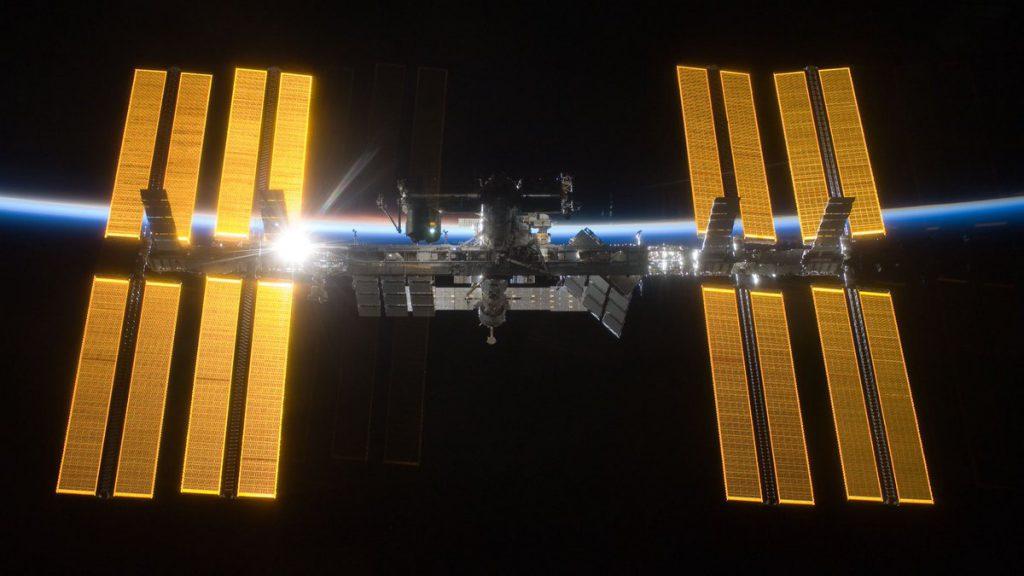 El Papa habló por primera vez con la Estación Espacial Internacional