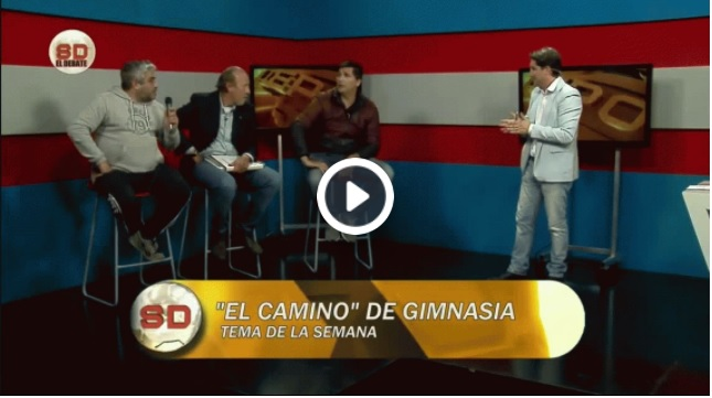 La pelea completa: ¡escándalo entre Sessa y el relator de Gimnasia!