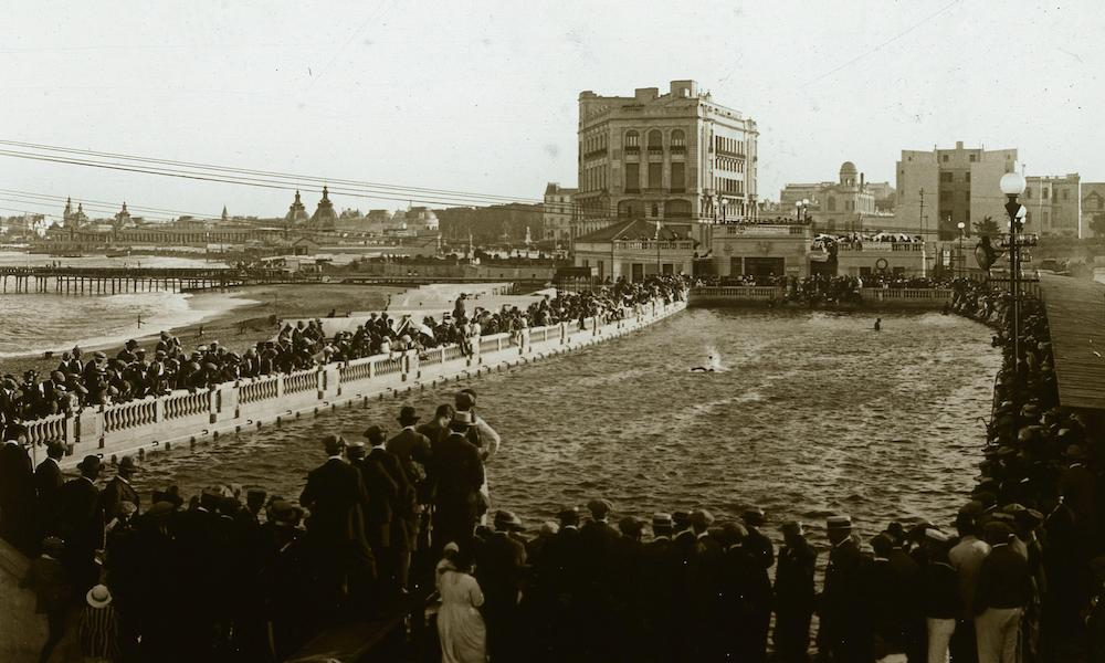 Pileta Lavorante,1920.