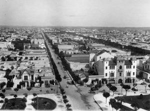 Imagen de la ciudad, 1932.