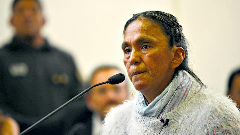 La Corte Suprema dictó prisión domiciliaria para Milagro Sala
