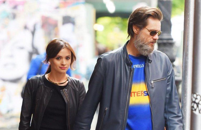 Publican polémica carta de la ex novia de Jim Carrey