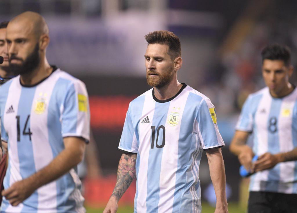 Si dejas a Messi sin balón, lo puteas