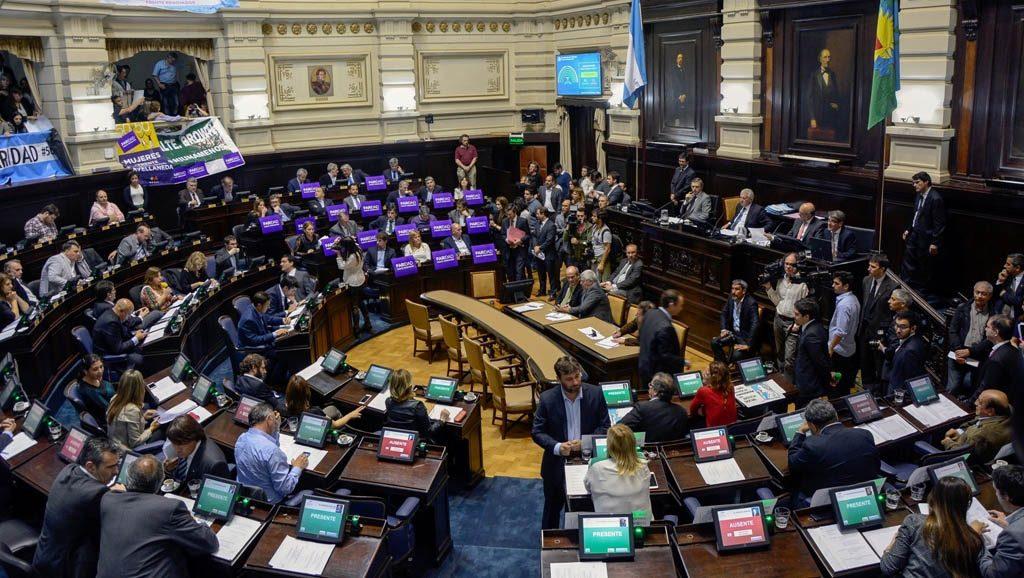 Es ley la paridad de género en listas nacionales — Congreso