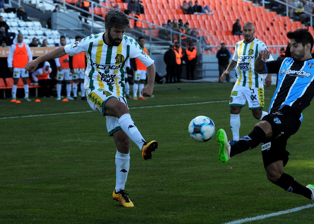 Aldosivi le ganó a Ferro y sube en la B Nacional