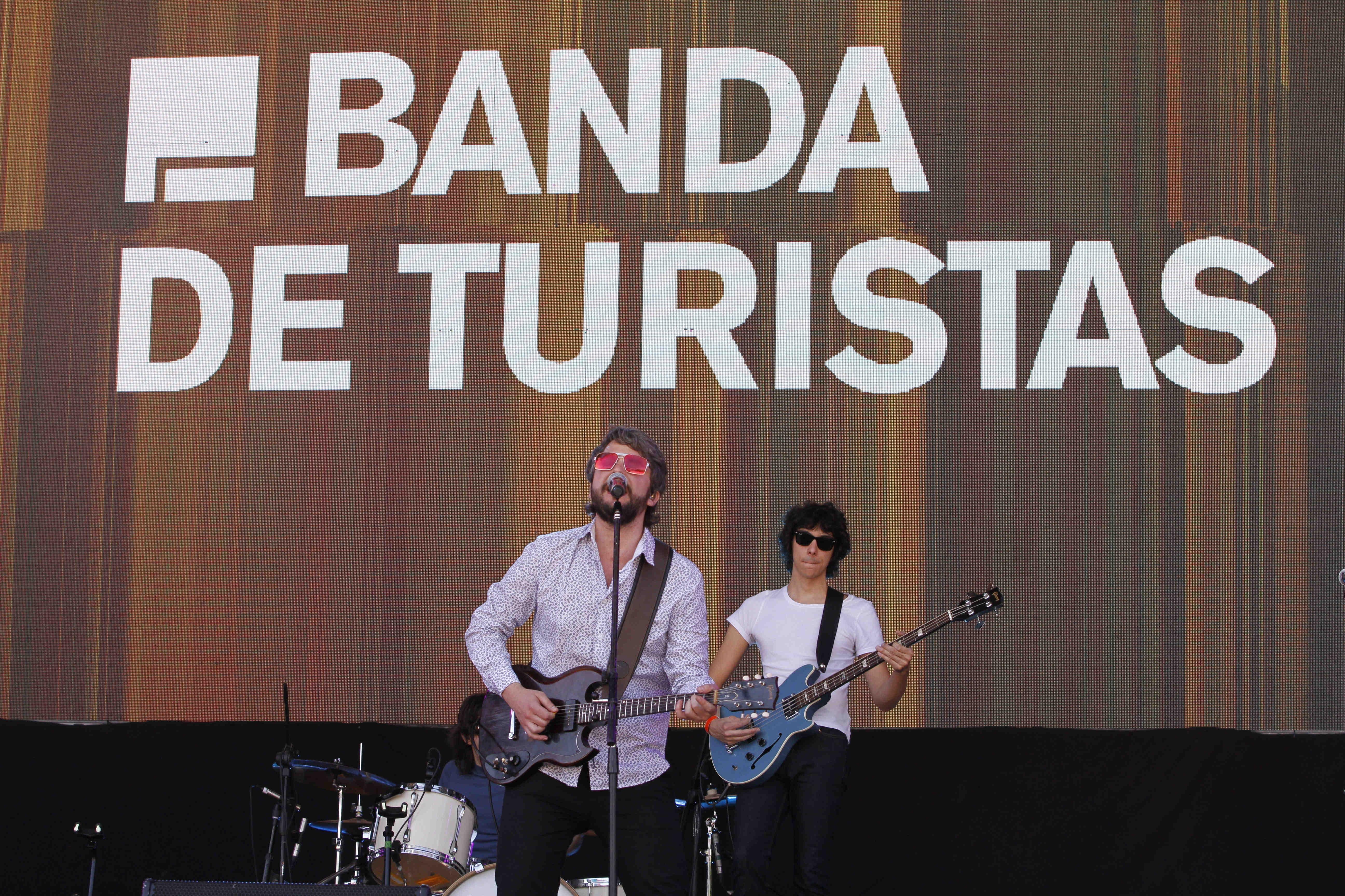 Banda de Turistas