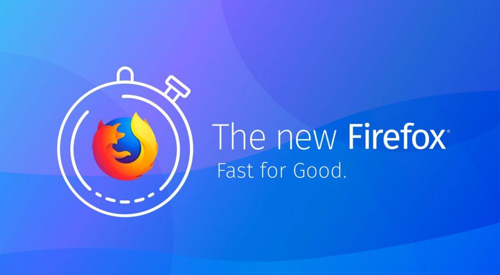 Firefox Quantum ya está aquí -y promete ser muy veloz