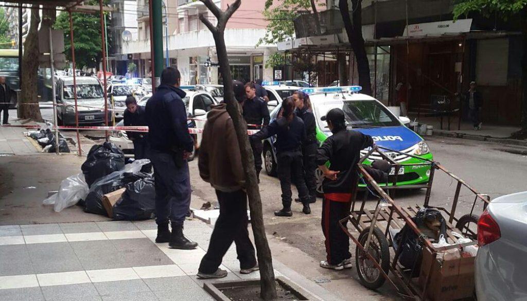 Hallaron un cadáver descuartizado en una bolsa de basura — Mar del Plata