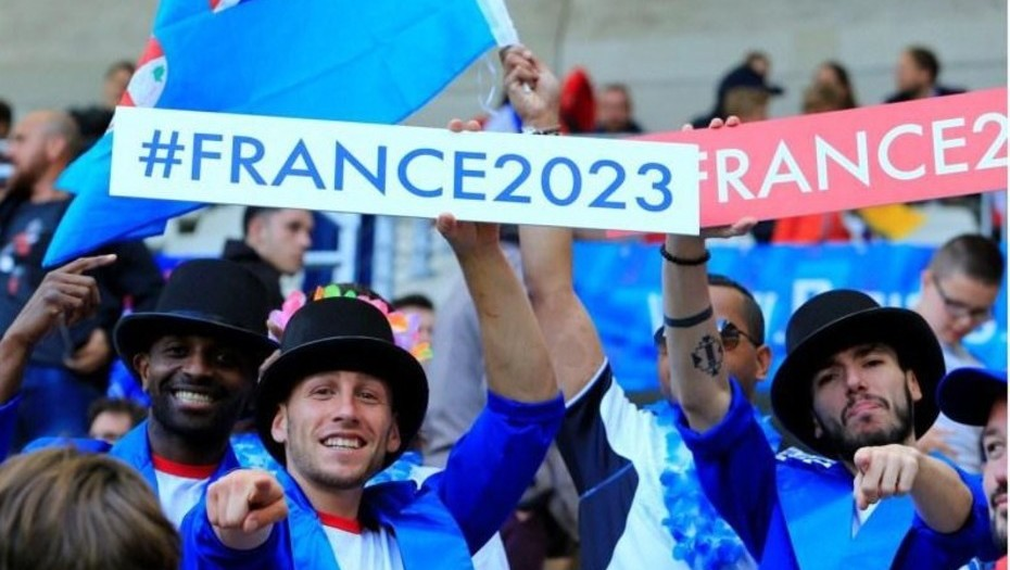 Francia, designada sede del Mundial de 'rugby' 2023