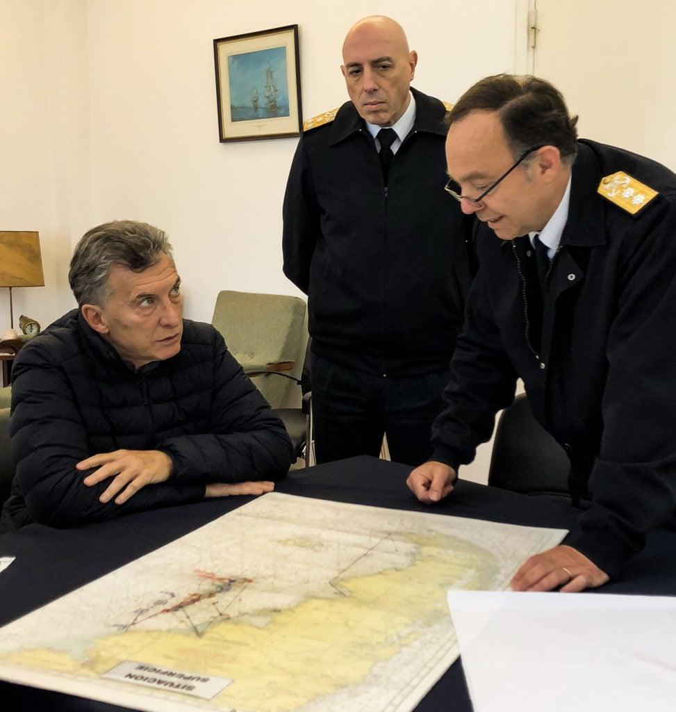 Macri dará un mensaje por la tragedia del ARA San Juan