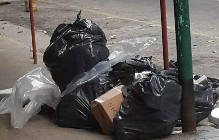 Encontraron un cadáver descuartizado en una bolsa de basura