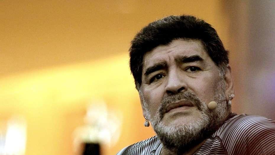 El mensaje de Maradona por la represión en el Congreso
