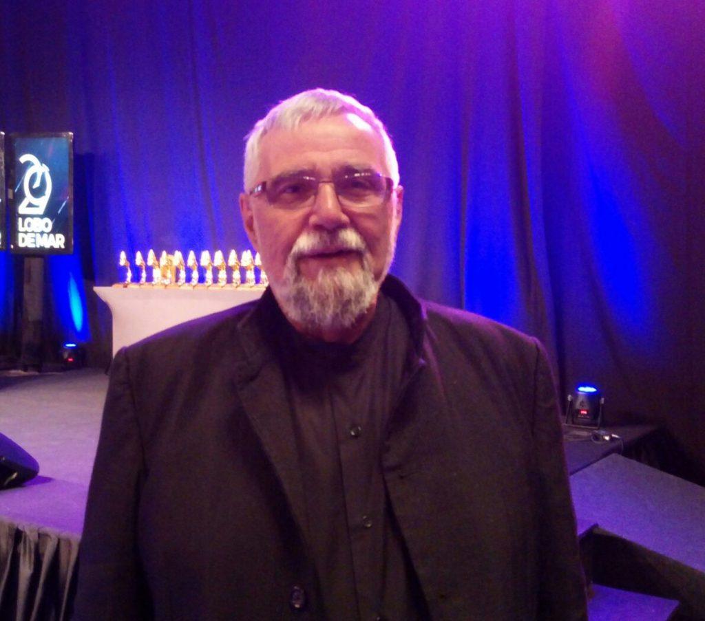 El productor Lino Patalano.