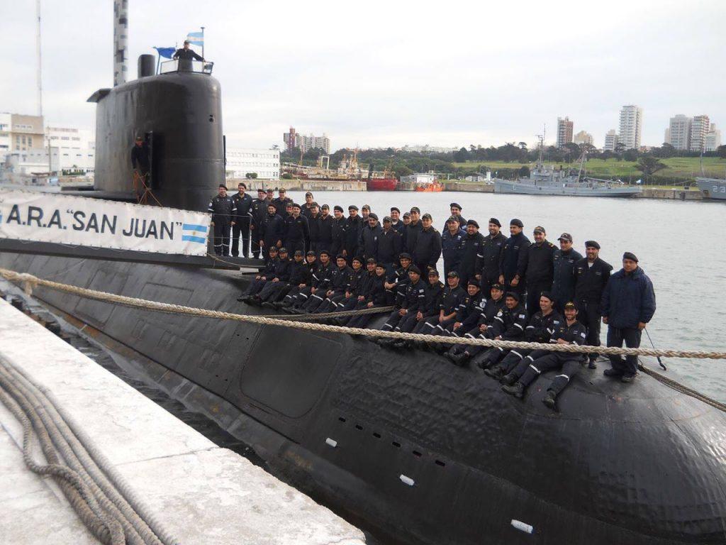 ARA San Juan: dos empresas alemanas están bajo sospecha