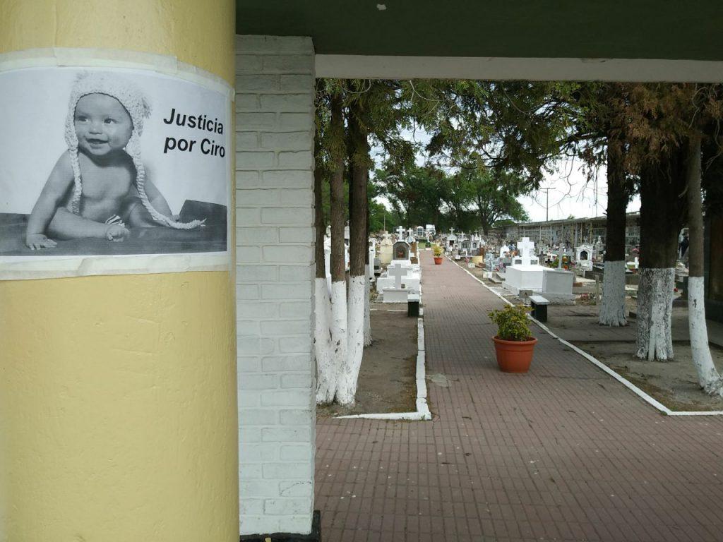 Detuvieron a un sepulturero por el robo del cadáver de un bebé