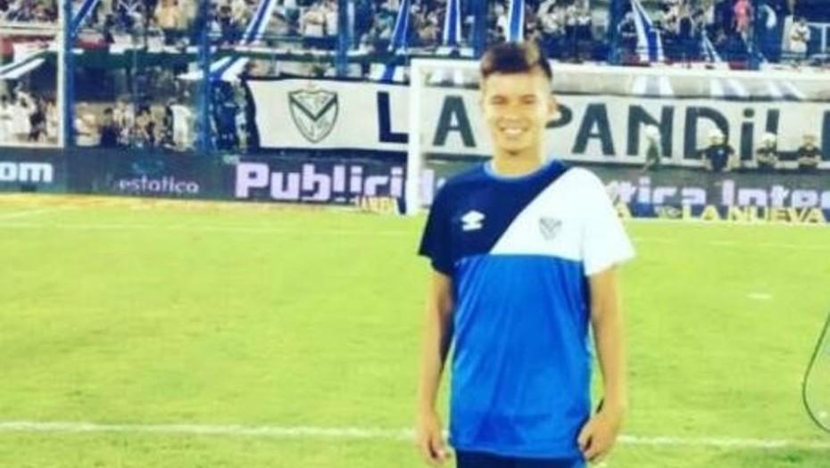 Murió Sebastián Munighini, juvenil de Vélez — Triste