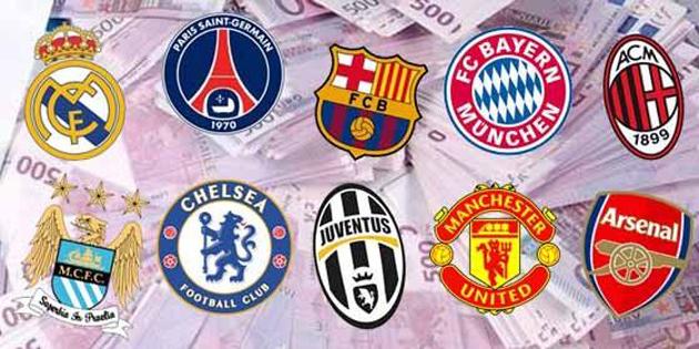 El Madrid supera al Barça en ingresos