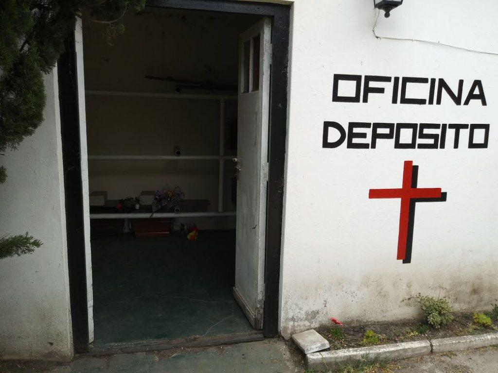 Arrestaron al sospechoso de robar un cadáver de bebé de un cementerio