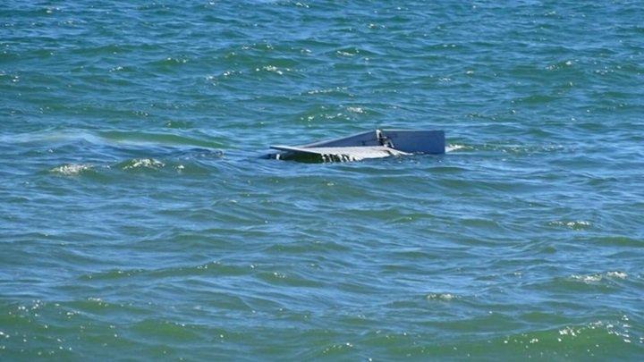 Cayó una avioneta de la Fuerza Aérea Uruguaya en Punta del Este