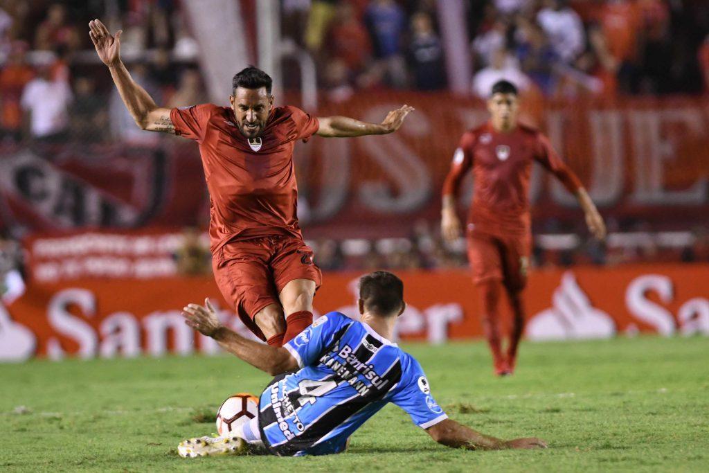 Independiente vs Gremio en primer duelo por Recopa Sudamericana