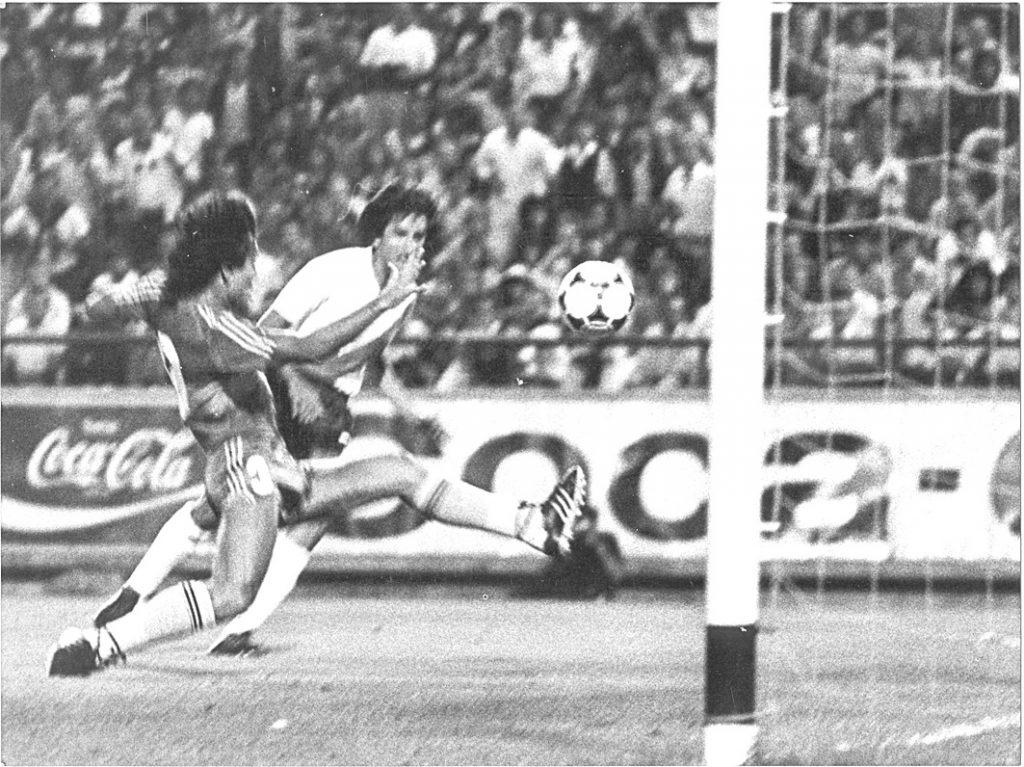El Superclásico de la despedida de Maradona de Boca fue de River por este gol de Ramón Díaz.