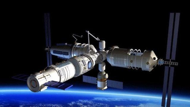 'Restos de la Tiangong 1 no caerán en la Tierra'