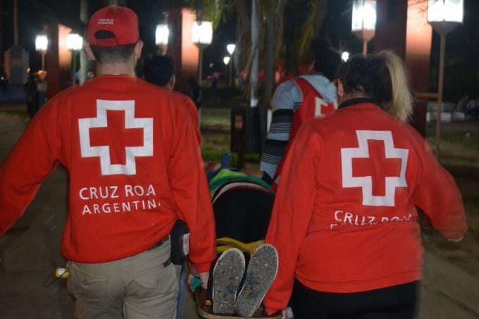 La Cruz Roja se va de la argentina tras quita de subsidios
