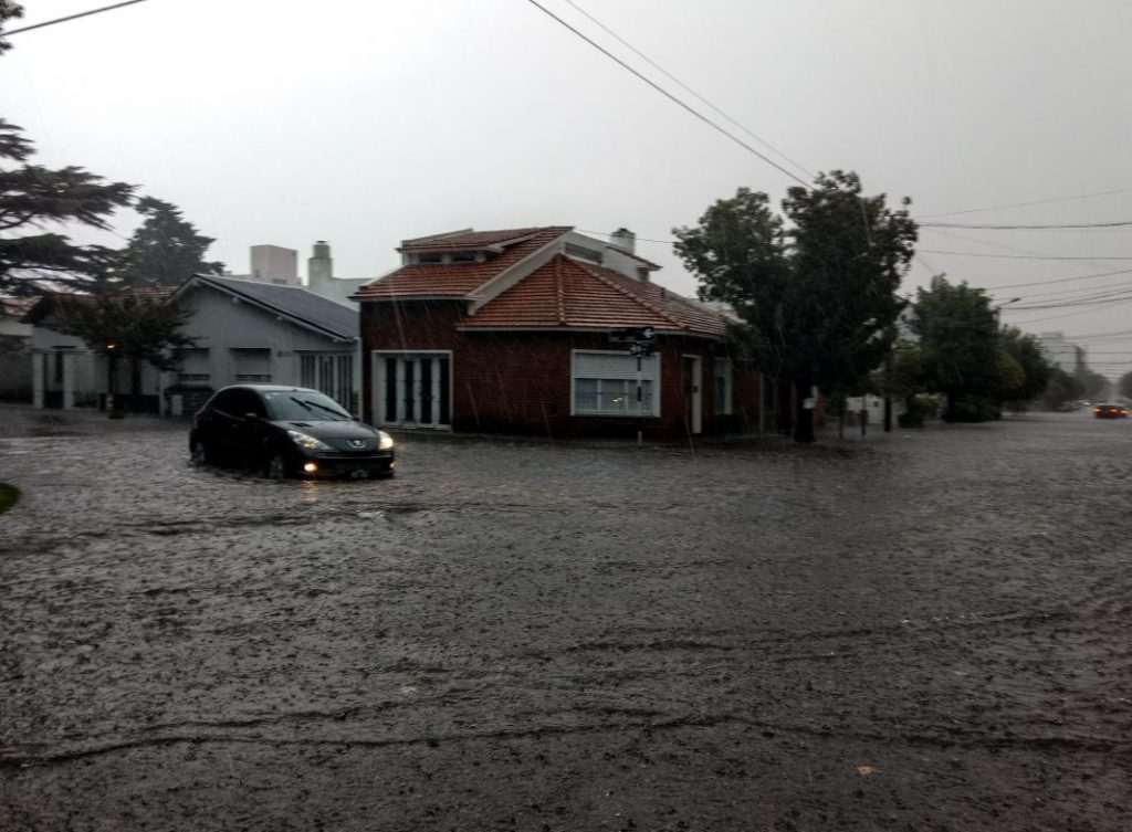 Alerta por tormentas fuertes para la provincia de Córdoba