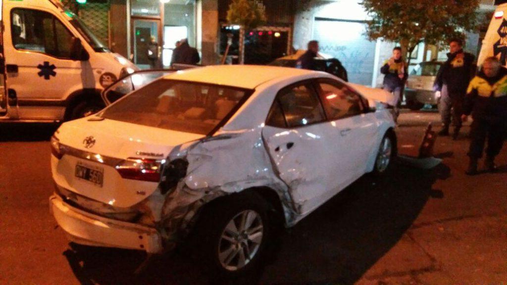 Accidente Taxista muerto 2