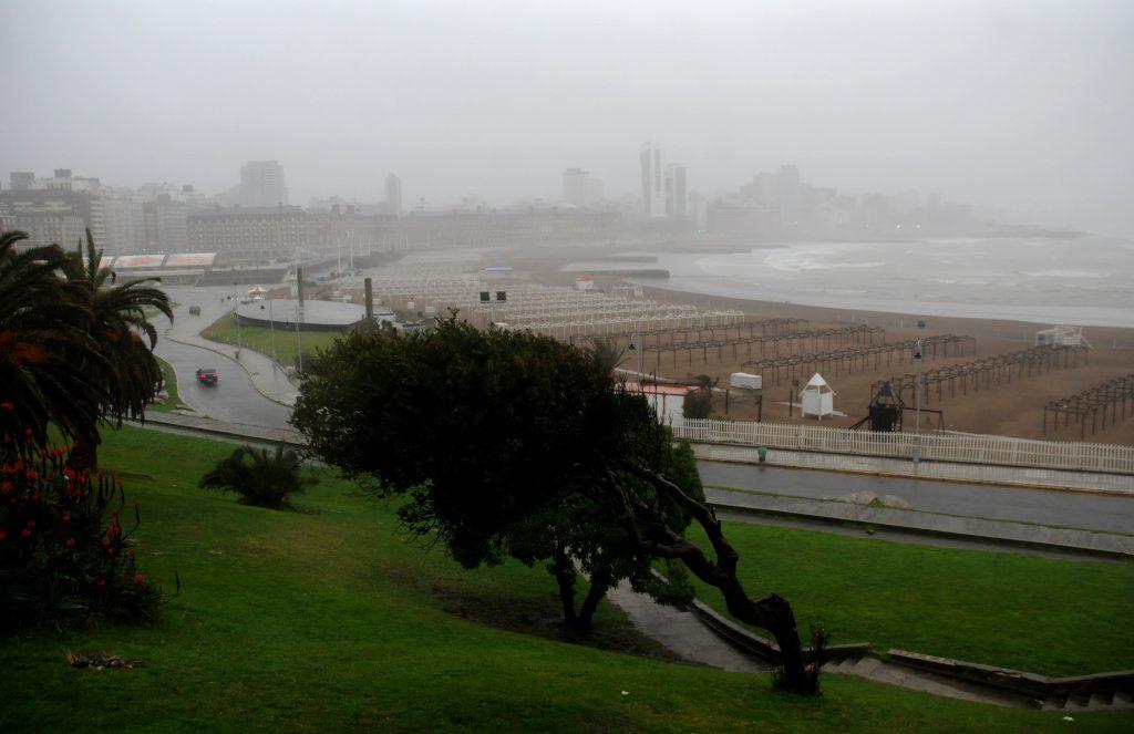 Renuevan el alerta meteorológico que incluye a Olavarría
