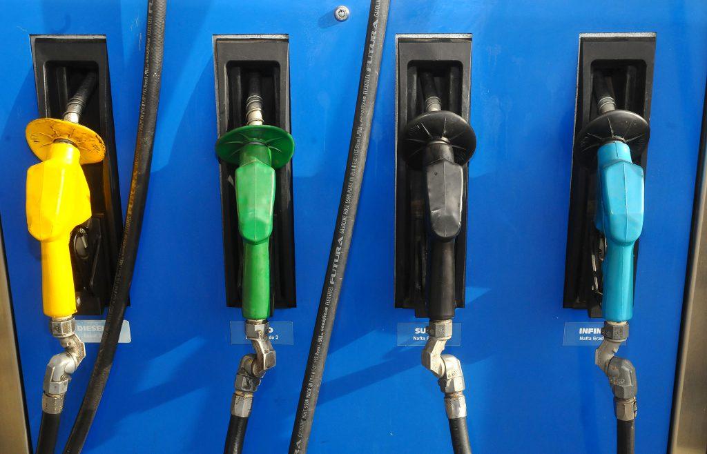 Aumentaron los combustibles y así quedaron los precios en la región