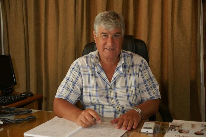 Falleció Blas Altieri, histórico exintendente de Pinamar