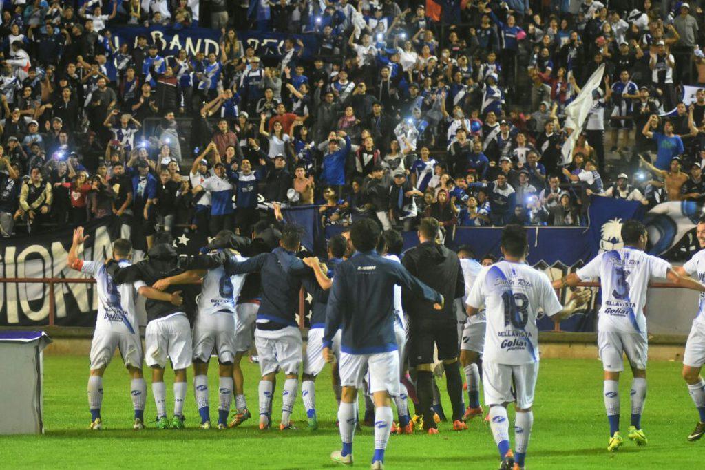 Federal A Con gol de Diego Jara, Central Córdoba logró el ascenso