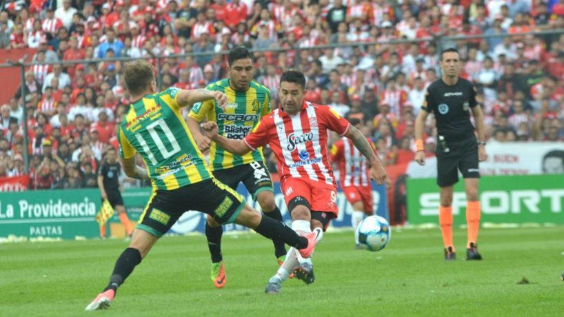 San Martín vence a Brown y es puntero del Nacional B
