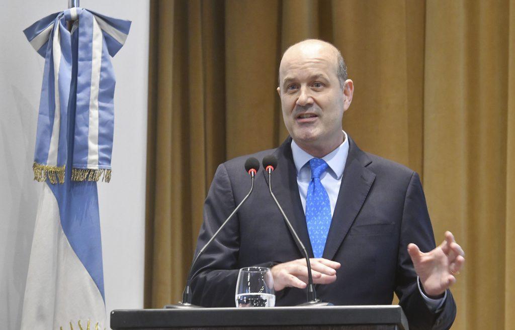 Sturzenegger dio el informe de Estabilidad Financiera del 1º semestre