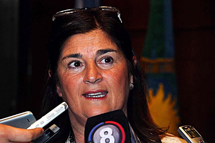 Gabriela Magnoler, titular del Emtur.