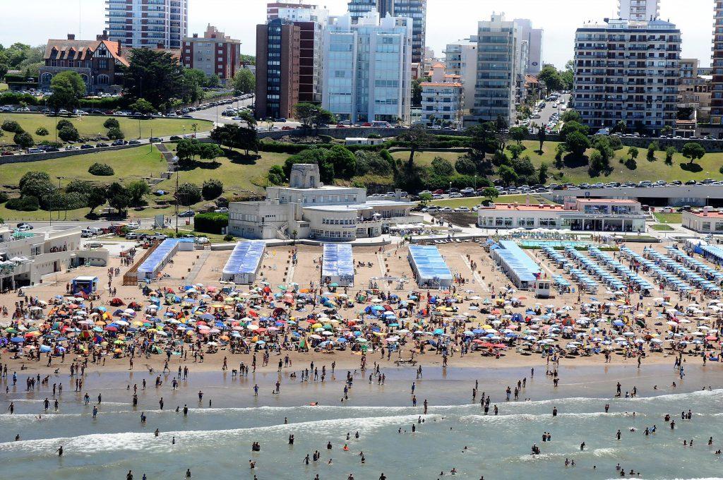 Balnearios - Mar del Plata