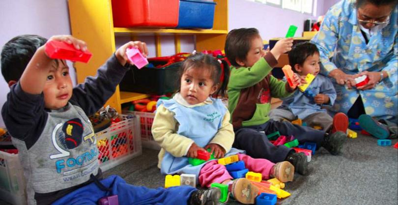 Los jardines infantiles en nuestras ciudades, ¿bendición o peligro ...