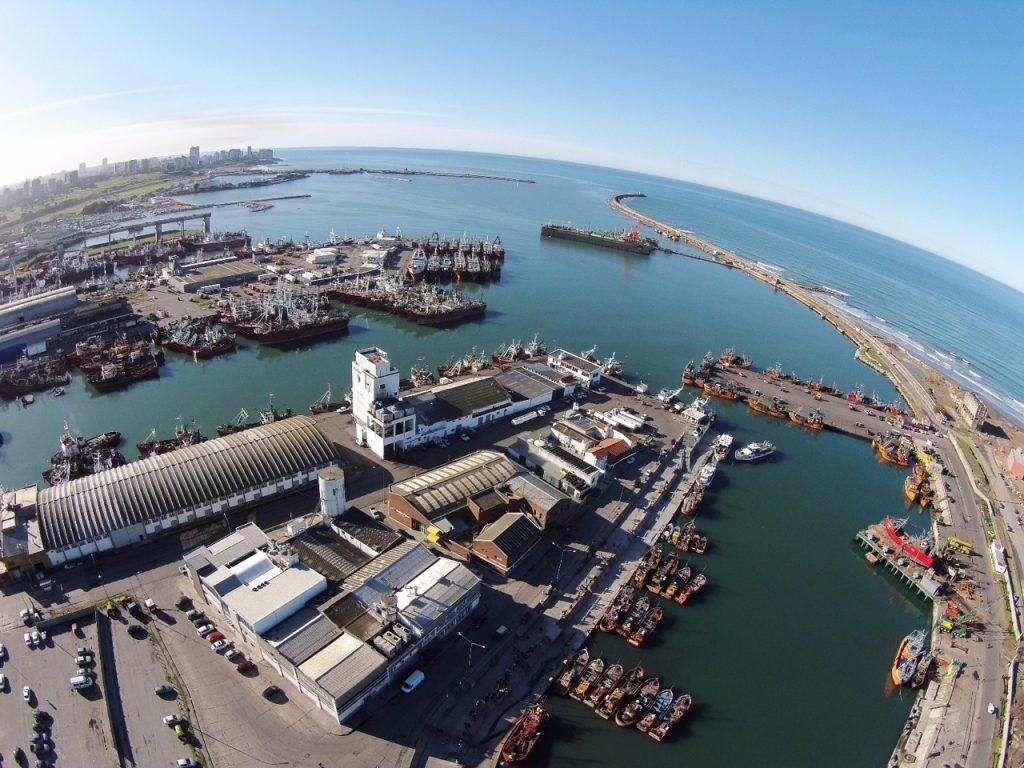 Resultado de imagen para puerto mar del plata