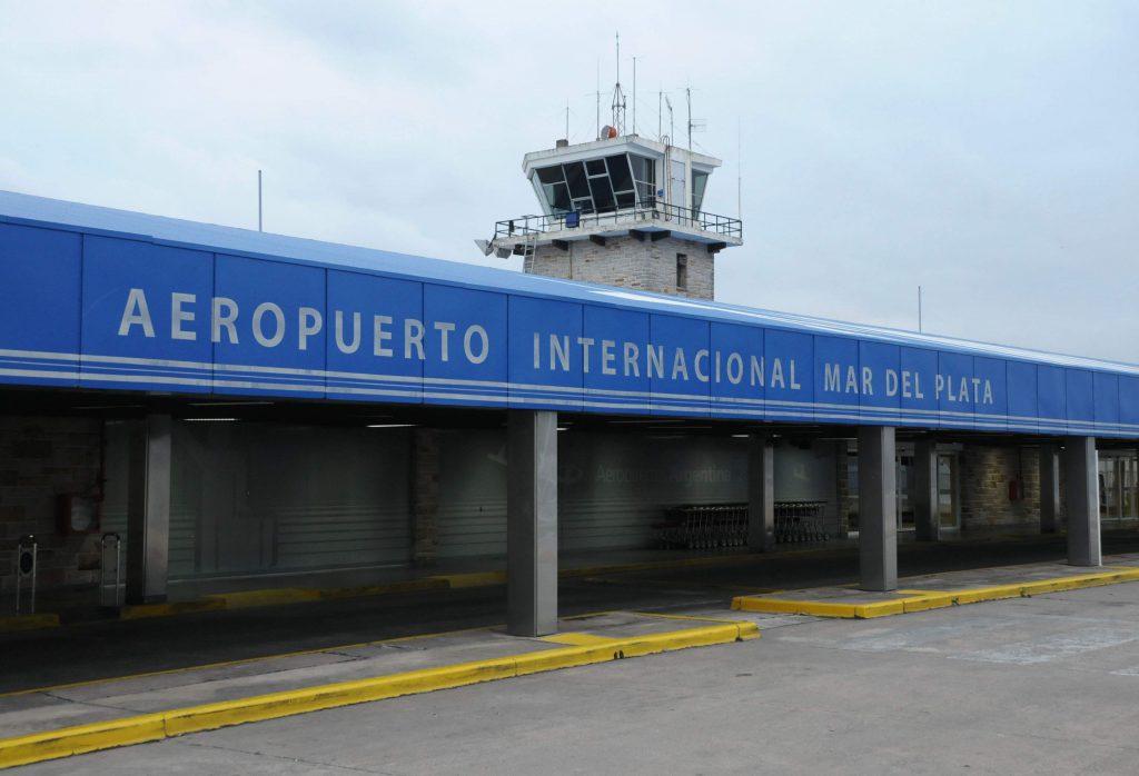 Resultado de imagen para aeropuerto de mar del plata