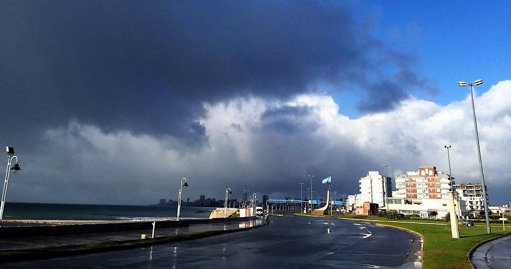 Alerta Por Lluvias Y Tormentas Intensas En Mar Del Plata