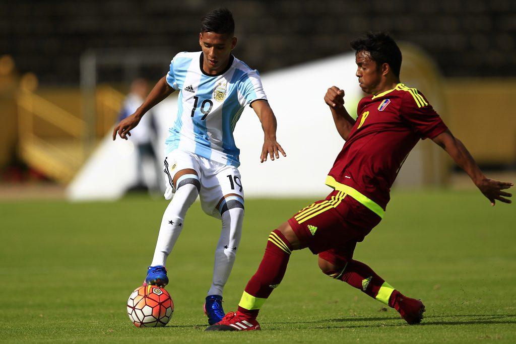 Clasificados Al Mundial Sub 20: Argentina Se Clasificó Al Mundial Sub 20 Por La Ayuda De