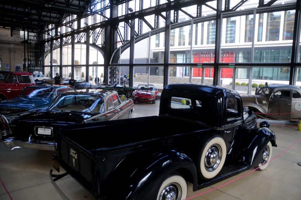 La Muestra De Autos De Coleccion Pone Primera Diario La Capital De