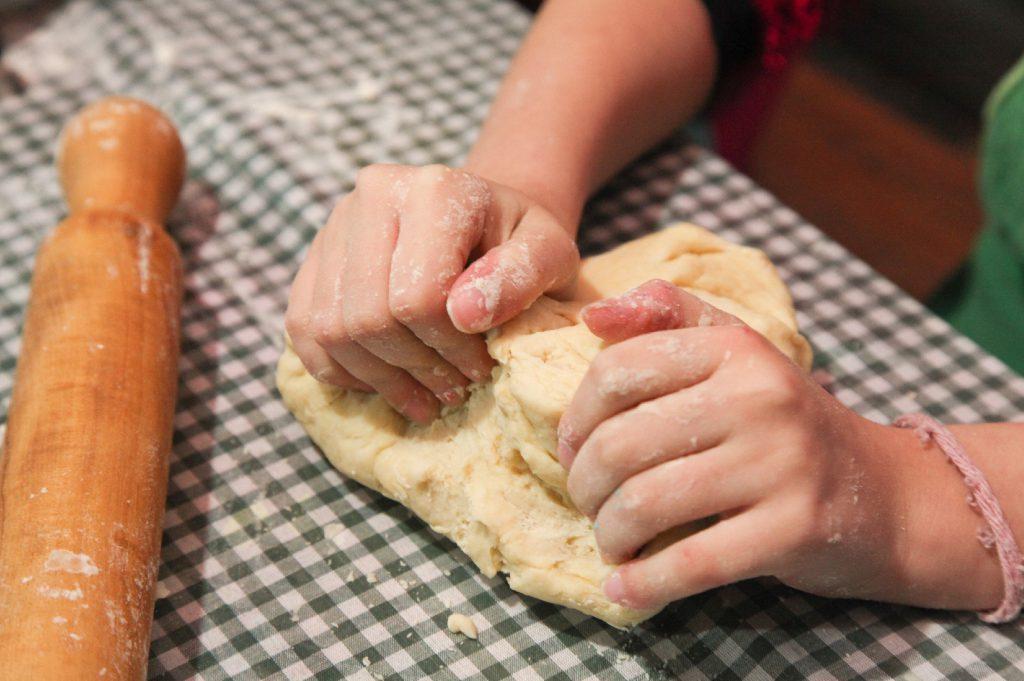 Taller de panadería - Mes de la Sopa Solidaria