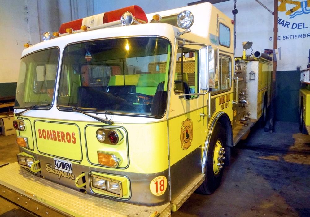 Año Nuevo insólito: dos nenes quedan atrapados en un baúl y los rescatan los bomberos