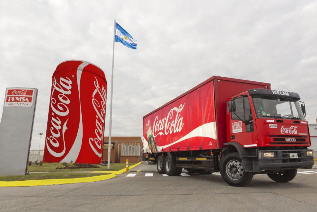 Crisis económica: Coca-Cola le pide permiso al Gobierno para despedir gente