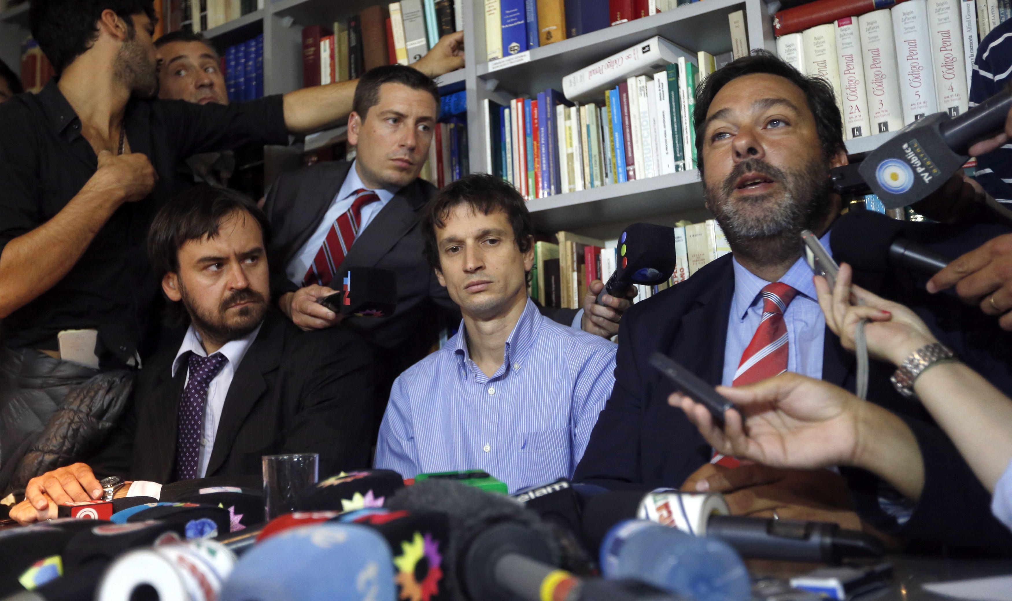 """Lagomarsino: """"No puedo ser parte de un plan con el que no tuve ningún  contacto"""" « Diario La Capital de Mar del Plata"""